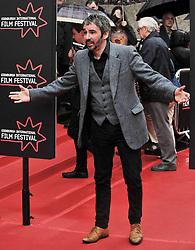 "Edinburgh International Film Festival, Sunday 26th June 2016<br /> <br /> Stars turn up on the closing night gala red carpet for the World Premiere of ""Whisky Galore!""  at the Edinburgh International Film Festival 2016<br /> <br /> Iain Robertson who plays Sammy in the film.<br /> <br /> (c) Alex Todd   Edinburgh Elite media"