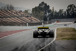February 20, 2019 - Montmelo, Barcelona, Spain - Nico Hulkenberg of Renault F1 Team  at the Circuit de Catalunya in Montmelo (Barcelona province) during the pre-season testing session. (Credit Image: © Jordi Boixareu/ZUMA Wire)