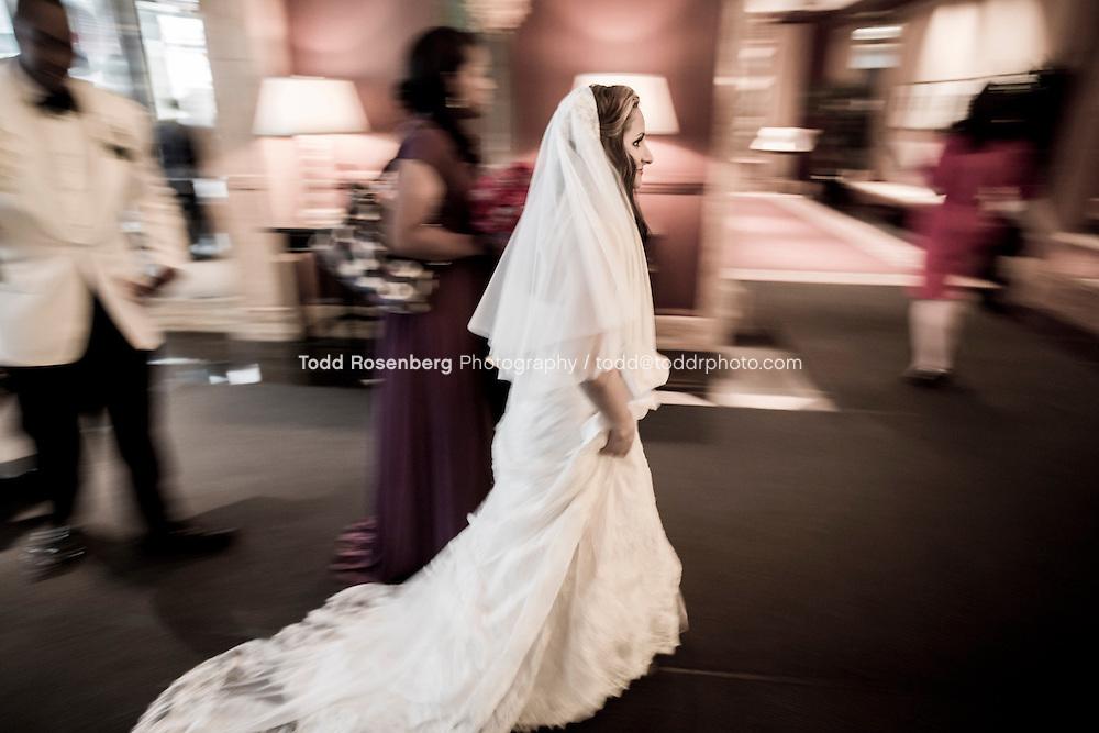 5/21/13 11:21:54 AM .The wedding of April and Sakou on Windy City Live... . © Todd Rosenberg Photography 2013