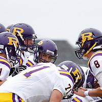 riordan offense Riordan v. Lincoln football - 091212
