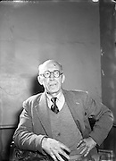 Mr Wilson, Diviner, Carlow.17/11/1954