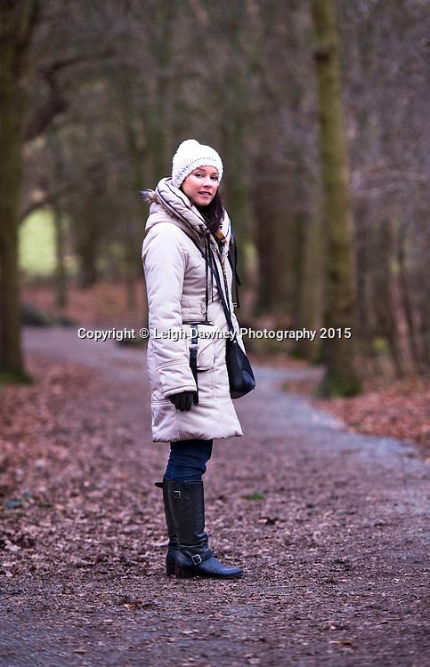 Portrait of Nikki. © Leigh Dawney Photography 2015.