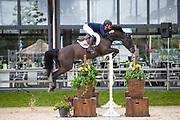 Jack Whitaker - Scenletha<br /> FEI European Championships 2019<br /> © DigiShots