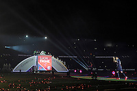 Illustration podium / Lucas Digne - PSG Champion - 23.05.2015 - PSG / Reims - 38eme journee de Ligue 1<br /> Photo : Andre Ferreira / Icon Sport