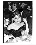 Ivana Lowell. NY. 1990. © Copyright Photograph by Dafydd Jones 66 Stockwell Park Rd. London SW9 0DA Tel 020 7733 0108 www.dafjones.com