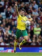 Aston Villa v Norwich City - 19 Aug 2017