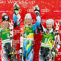 20140202: SLO, Alpine Ski - FIS World Cup, 50th Golden Fox Trophy, Ladies' Slalom
