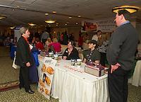 Lakes Region Chamber of Commerce Job Fair at the Margate Resort.   Karen Bobotas for the Laconia Daily Sun