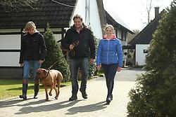 Homestory Becks, Jil-Marielle (GER);<br /> Becks, Melanie;<br /> Becks, Christian, <br /> Senden - Portrait Jil Marielle Becks 2015<br /> © www.sportfots-lafrentz.de/Stefan Lafrentz