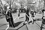 "Friday April 18th 2008..New York, New York. United States..At ""The Cage"", the West 4th Street Basketball Court..Greenwich Village. .6th Avenue between West 3rd and West 4th Streets."