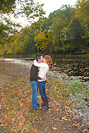 10/14/12 9:26:48 AM - Newtown, PA.. -- Amanda & Elliot October 14, 2012 in Newtown, Pennsylvania. -- (Photo by William Thomas Cain/Cain Images)