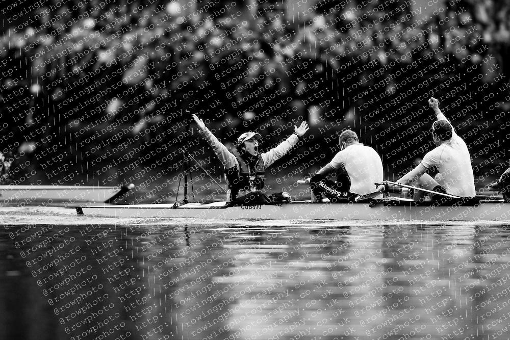 156th University Boat Race