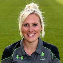 Lucy Beech - Mandatory by-line: Robbie Stephenson/JMP - 25/08/2017 - RUGBY - Sixways Stadium - Worcester, England - Worcester Warriors Headshots