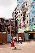 Yangon, Myanmar.