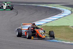 Kami Laliberte (CAN) (Van Amersfoort Racing) beim ADAC Formel 4 Rennen am Hockenheimring.  / 300916<br /> <br /> <br /> ***ADAC Formula 4 race on October 1, 2016 in Hockenheim, Germany.***