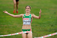 CROSS COUNTRY - EUROPEAN CHAMPIONSHIPS 2010 - ALBUFEIRA (POR) - 11-12/12/2010 - PHOTO : JULIEN CROSNIER / DPPI - SENIOR WOMEN - JESSICA AUGUSTO (POR) / WINNER