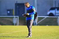 Jake WHITE - nouveau coach - 31.12.2014 - Rugby - Entrainement Montpellier - Top 14<br />Photo : Nicolas Guyonnet / Icon Sport