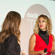 NLD/Amsterdam/201409015 - Marie-Claire Starter Award 2014, Claudia Straatmans