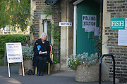 UNITED KINGDOM, London:  A polling station is photographed during voting for the new London mayoral election in London, on May 5, 2016. Pic by Andrew Cowie / Story Picture Agency
