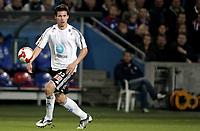 Fotball<br /> NM Norgesmesterskap Cup<br /> 25.09.08<br /> Ullevaal Stadion<br /> Vålerenga VIF - Odd Grenland<br /> Kenneth Dokken<br /> Foto - Kasper Wikestad