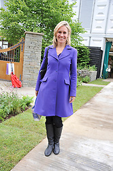 SOPHIE RAWORTH at the 2012 RHS Chelsea Flower Show held at Royal Hospital Chelsea, London on 21st May 2012.