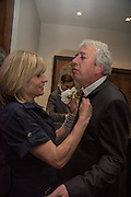 RACHEL JOHNSON; ROD LIDDLE, The Brown's Hotel Summer Party hosted by Sir Rocco Forte and Olga Polizzi, Brown's Hotel. Albermarle St. London. 14 May 2015