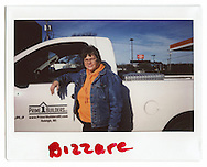 "Battleboro,North Carolina - Veronica says that ""Donald Trump is a bizzarre man; no comment on how he will administrate, I am late for work"". Ph. Roberto Salomone"