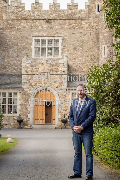 11-4-17<br /> <br /> Seamus Walsh pictured at Waterford Castle.<br /> Picture Dylan Vaughan.