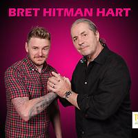 Bret Hart 2016 Cardiff