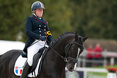 August 28th 2014 - Para-Dressage