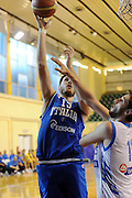 ATENE 19 GIUGNO 2012<br /> GRECIA B - NAZIONALE SPERIMENTALE<br /> NELLA FOTO DANIELE MAGRO<br /> FOTO CIAMILLO