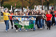 Rowan University Homecoming on October 24, 2009.