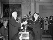 21/06/1958 <br /> 06/21/1958<br /> 21 June 1958<br /> <br /> Irish Red Cross - President's Trophy