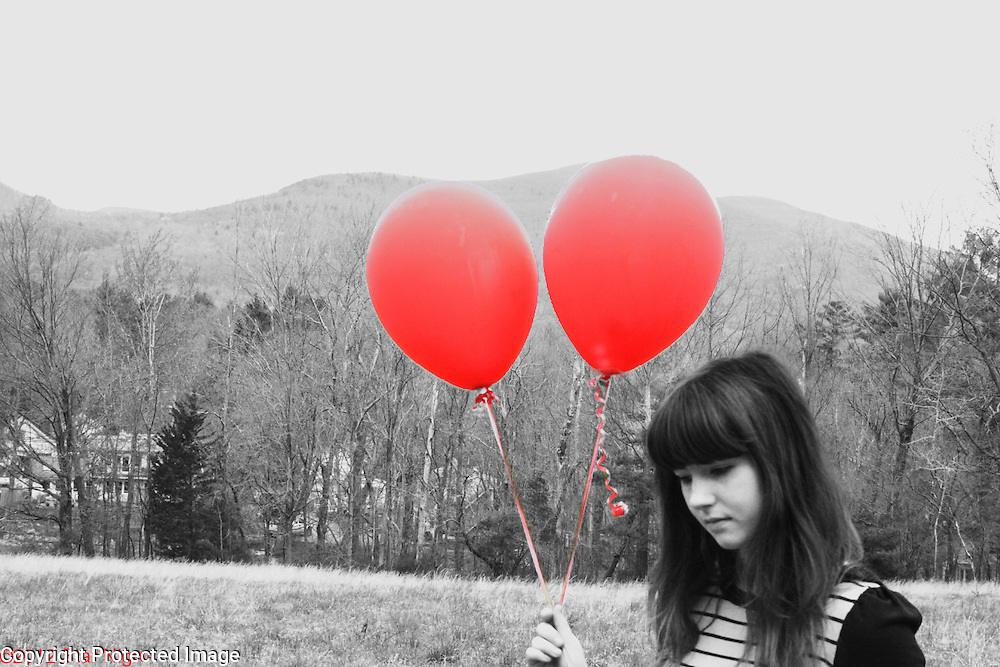 Balloons in the Mountains by Star Nigro<br /> <br /> As a photographer I love to capture the inherent beauty in all I document. <br /> <br /> This portrait series ranges from posed to spontaneous moments with clients, friends &amp; strangers.<br /> <br /> &copy; 2019 All artwork is the property of STAR NIGRO.  Reproduction is strictly prohibited.