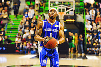 Lionel Chalmers  - 29.11.2014 - Lyon Villeurbanne / Chalon Reims - 10e journee Pro A<br /> Photo : Jean Paul Thomas / Icon Sport