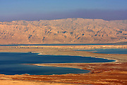 Israel, Dead Sea Panoramic view
