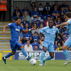 Wimbledon v Coventry, League One, 11 August 2018
