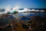 Crashing Surf, Avoca Beach, NSW, Australia