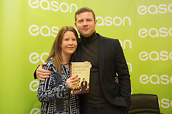 Repro Free: 13/11/2014 Pictured here is Dermot O&rsquo;Leary at the signing of his new book, &lsquo;The Soundtrack to My Life&rsquo;, today in Eason O&rsquo;Connell Street with Emer Kelly from Newcastle Co. Dublin. O&rsquo;Leary&rsquo;s book, The Soundtrack to My Life, is currently on sale in Eason stores nationwide and online at www.easons.com retailing at &euro;18.99. Picture Andres Poveda<br />  <br /> For further information, please contact: <br /> Shane Lennon @ Wilson Hartnell<br /> 087 900 0320 / 01 669 0030