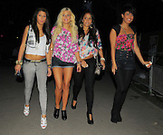 05.AUGUST.2009 - LONDON<br /> <br /> GIRLGROUP BUBBLE G ATTEND THE LAUNCH OF MOBILE PHONE COMPANY NOKIA'S THREE DAY FREE ROLLERDISCO EVENT HELD AT THE QUEENS WALK, WESTMINSTER.<br /> <br /> BYLINE: EDBIMAGEARCHIVE.COM<br /> <br /> *THIS IMAGE IS STRICTLY FOR UK NEWSPAPERS &amp; MAGAZINES AND WORLDWIDE SALES ONLY*<br /> *FOR WORLDWIDE SALES &amp; WEB USE PLEASE CONTACT EDBIMAGEARCHIVE - 0208 954-5968*