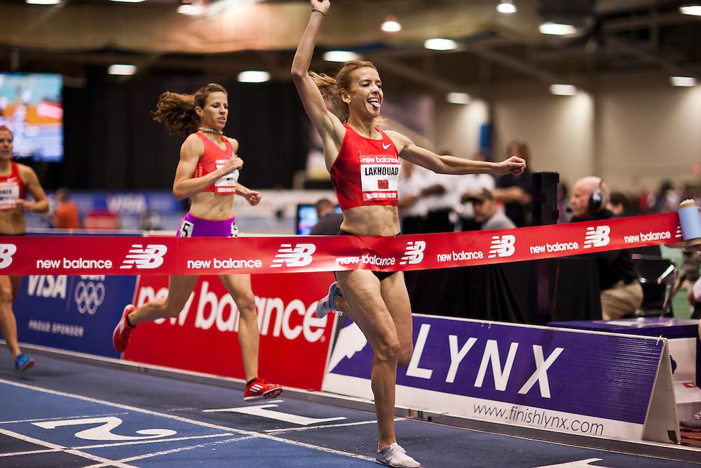Lakhouad beats Uceny, 1000m