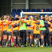 Chelsea LFC vs Reading WFC