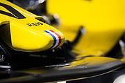 June 6-10, 2019: Canadian Grand Prix. Renault Sport Formula One Team, R.S.19 front wing detail