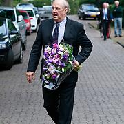 NLD/Blaricum/20110607 - Uitvaart Willem Duys, Edwin Rutten