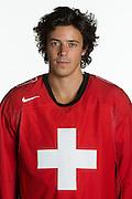 31.07.2013; Wetzikon; Eishockey - Portrait Nationalmannschaft; Roman Wick (Valeriano Di Domenico/freshfocus)