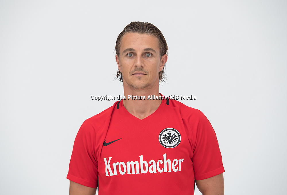 German Bundesliga - Season 2016/17 - Photocall Eintracht Frankfurt on 21 June 2016 in Frankfurt, Germany: Atheltic coach Klaus Luisser. Photo: Handout/Eintracht Frankfurt/Hübner/dpa | usage worldwide