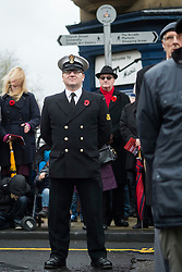 Veterans organisations, cadets military units and families take part in Remembrance Sunday Barnsley South Yorkshire <br /> <br />  08 October 2015<br />  Copyright Paul David Drabble<br />  www.pauldaviddrabble.co.uk