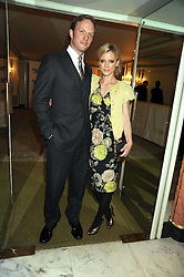 RUPERT PENRY-JONES and EMILIA FOX at the 2009 South Bank Show Awards held at The Dorchester, Park Lane, London on 20th January 2009.