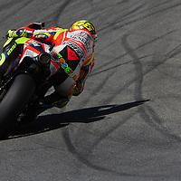2011 MotoGP World Championship, Round 10, Laguna Seca, Monterey, USA, 24 July 2011, Valentino Rossi