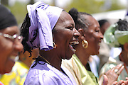 African Hebrew Israelites of Jerusalem (also known as The African Hebrew Israelites of Jerusalem or Black Hebrews or Black Hebrew Israelites) is a small spiritual group whose members believe they are descended from the Ten Lost Tribes of Israel. Photographed in Dimona